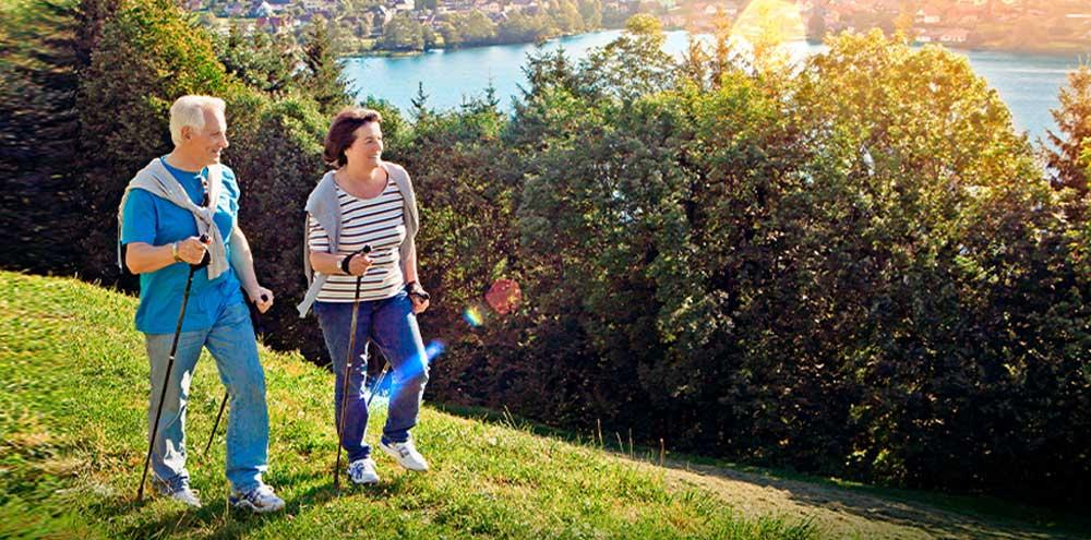 sportopaedie heidelberg endoprothetik knie kniegelenk nordic walking